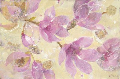 Magnolias in Bloom