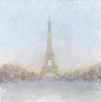 Eiffel Romance no Couple Turquoise