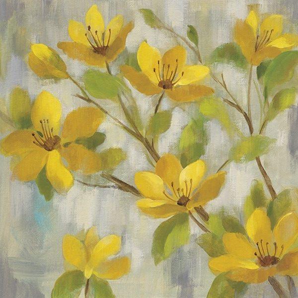 Golden Bloom I