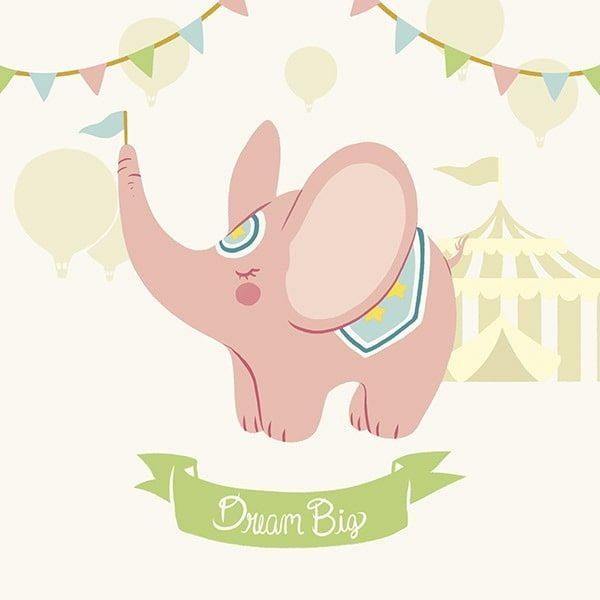 Little Circus Elephant