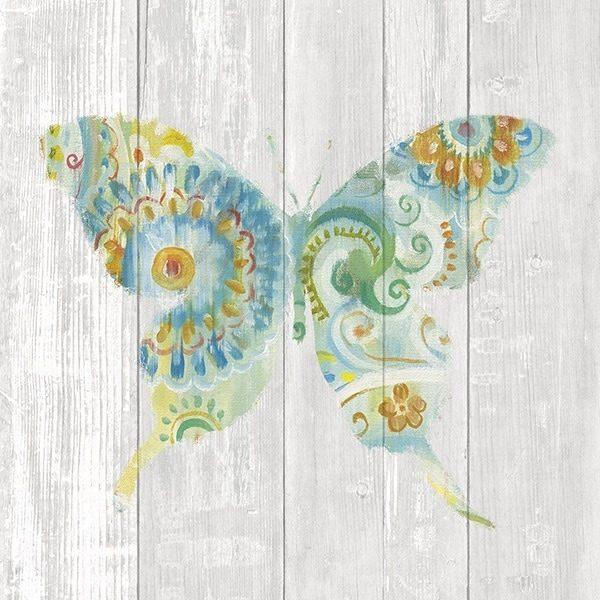 Spring Dream Paisley IX