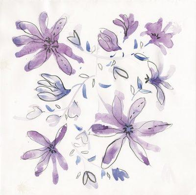 Bright Floral VI