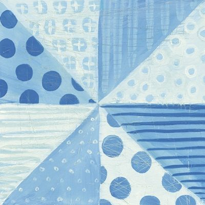 Modern Americana VIII Blue