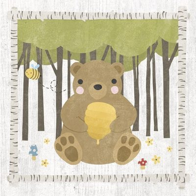 Woodland Hideaway Bear