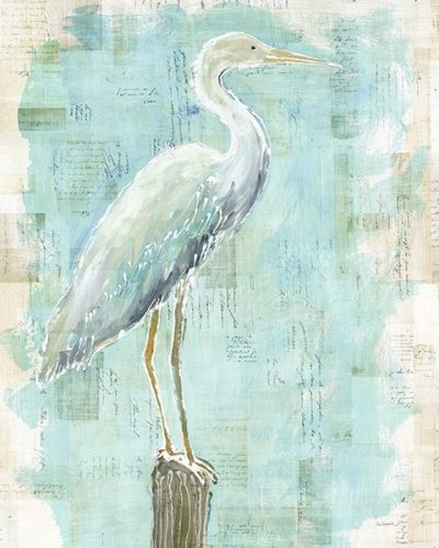 Coastal Egret I v2