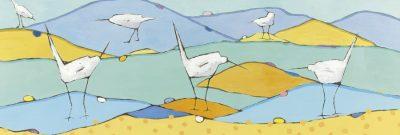 Marsh Egrets I