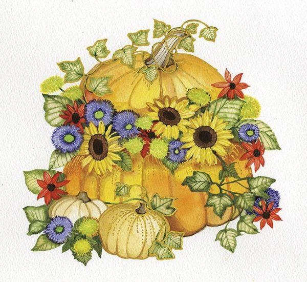 Autumn Days IV