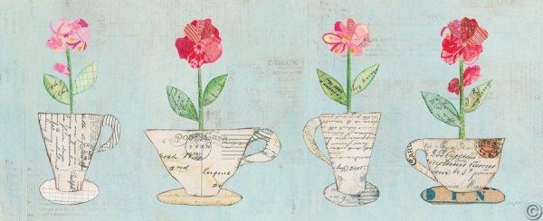 Teacup Floral V