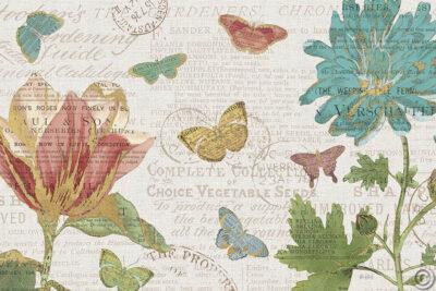 Bookshelf Botanical I