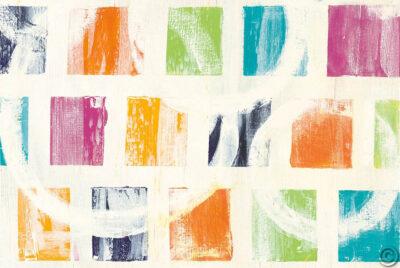 Color Block II Crop