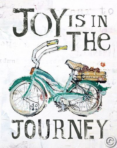 Joy is in the Journey