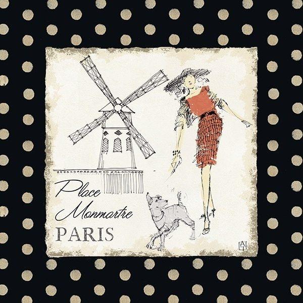 Ladies in Paris III