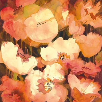 Pink Poppies I