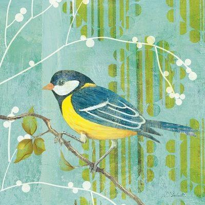 Blue Sky Songbird II