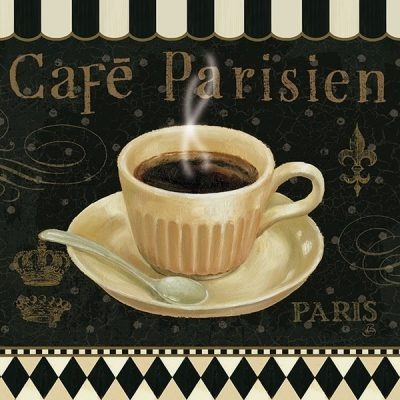 Cafe Parisien I