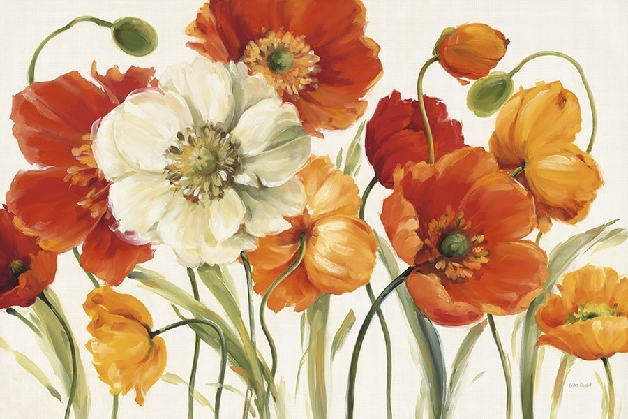 Poppies Melody I