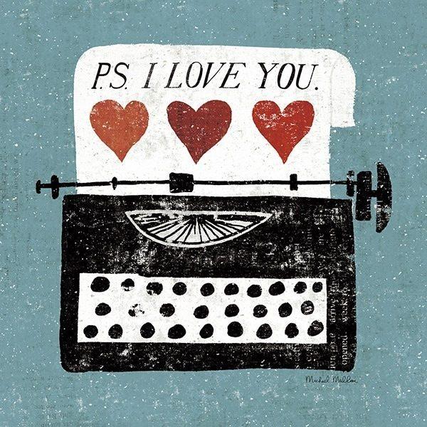 Vintage Desktop - Typewriter