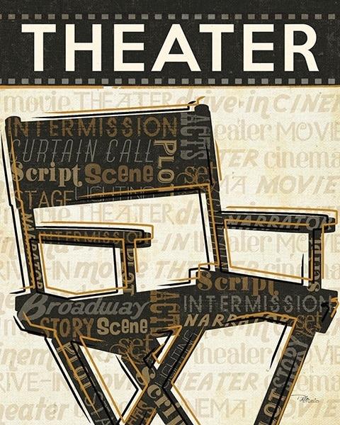 Cinema III - 16x20