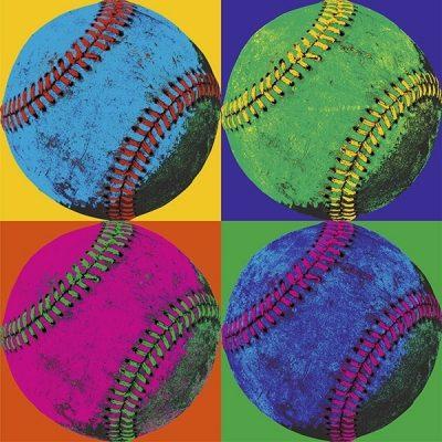 Balll Four-Baseball