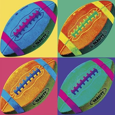 Ball Four-Football