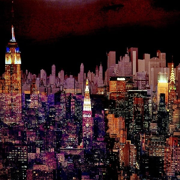 IG3514 - New York by Night I