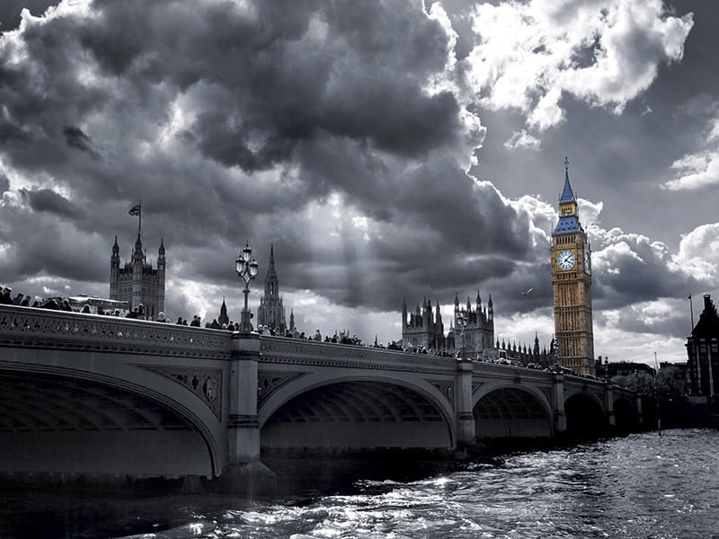 IG6573 - Westminster Bridge from South