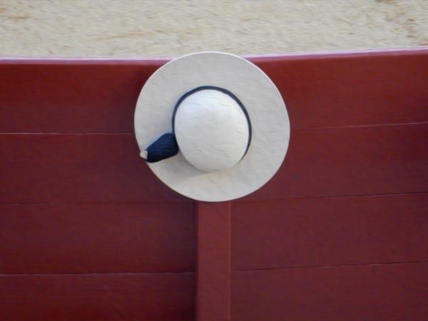 Sombrero de picador