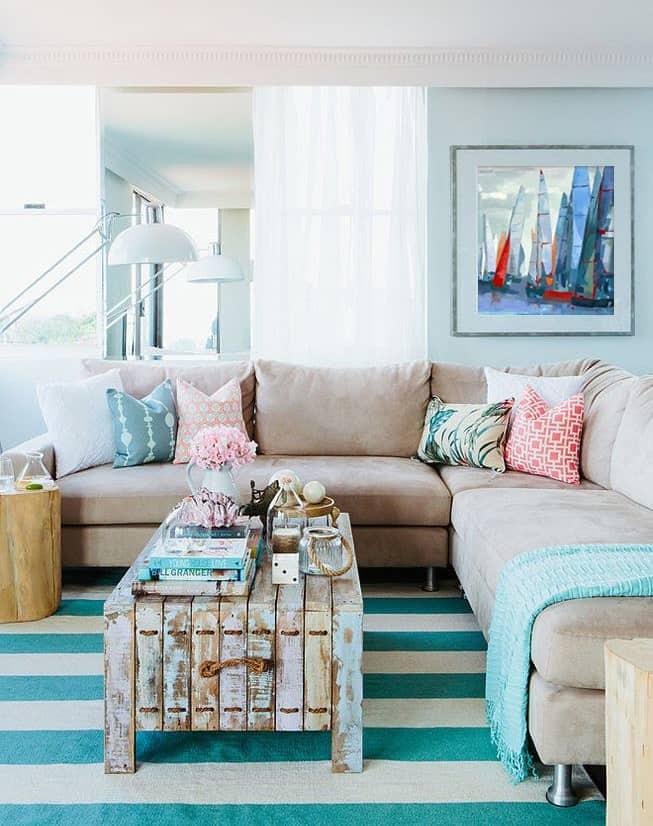 apartamento de la playa