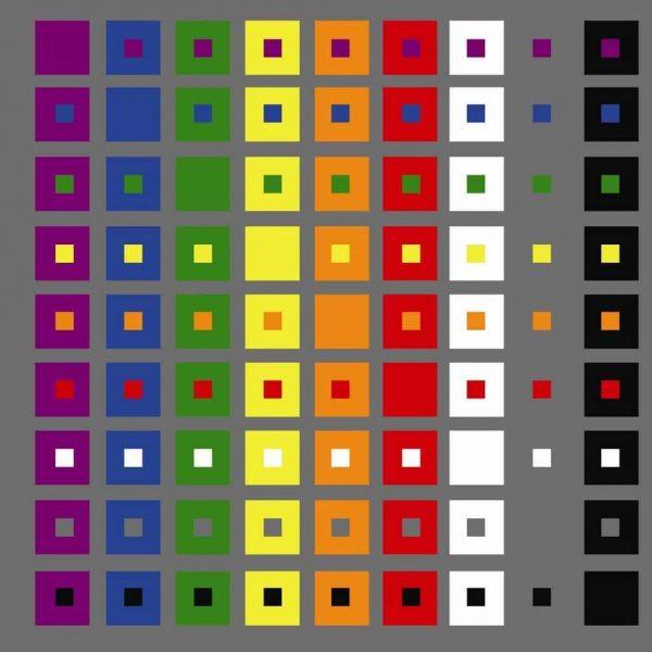 contraste de color