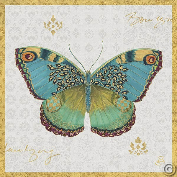 W21856 - Bohemian Wings Butterfly VA