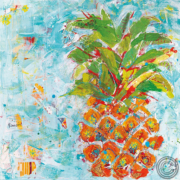 W37670 - Pineapple Bright