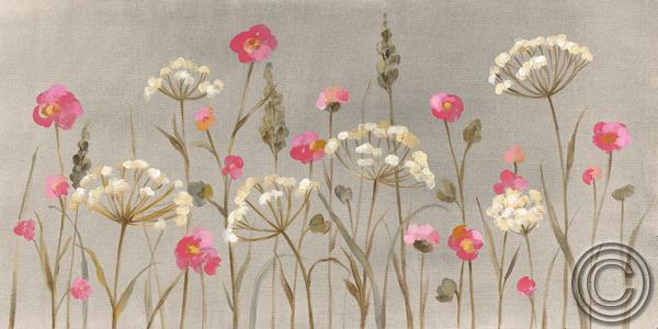Obra de SILVIA VASSILEVA llamada DELICATE GARDEN con referencia W38254