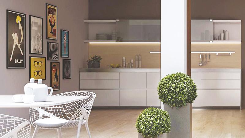 Sitios y estilos para los que decorar con cuadros