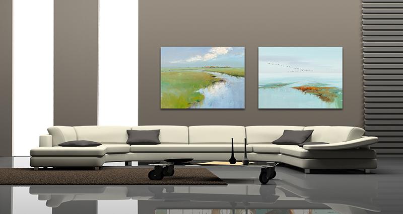 Sala decorada con IG3870 y con IG3461